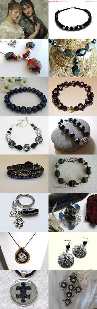FlorenceJewelshop presents: the choice of the Venetian beauties, TXS!! by Florence on Etsy--Pinned with TreasuryPin.com