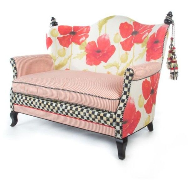 1000 Ideas About Floral Sofa On Pinterest Country Cottage Furniture Maine Cottage And