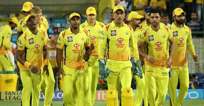 Ipl 2020 Who Will Win Today S Match Between Chennai Super Kings Vs Sunrisers Hyderabad In 2020 Chennai Super Kings Ipl Royal Challengers Bangalore
