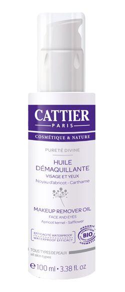 Cattier : NETTOYER / DÉMAQUILLER