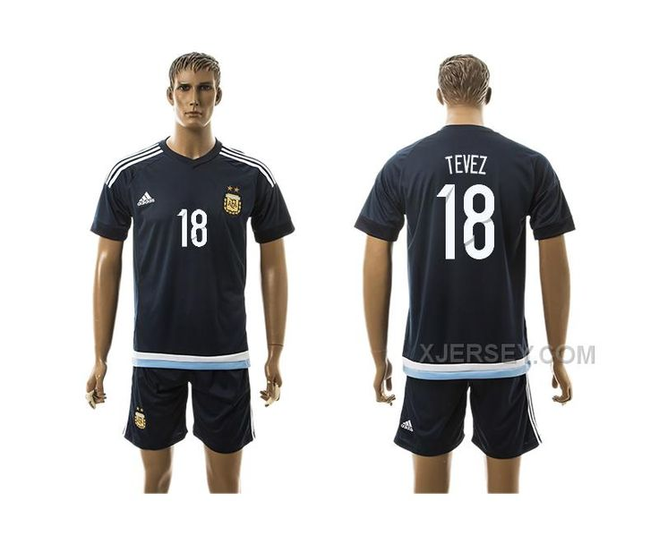 http://www.xjersey.com/argentina-18-tevez-away-2016-copa-america-centenario-soccer-jersey.html ARGENTINA 18 TEVEZ AWAY 2016 COPA AMERICA CENTENARIO SOCCER JERSEY Only 33.11€ , Free Shipping!