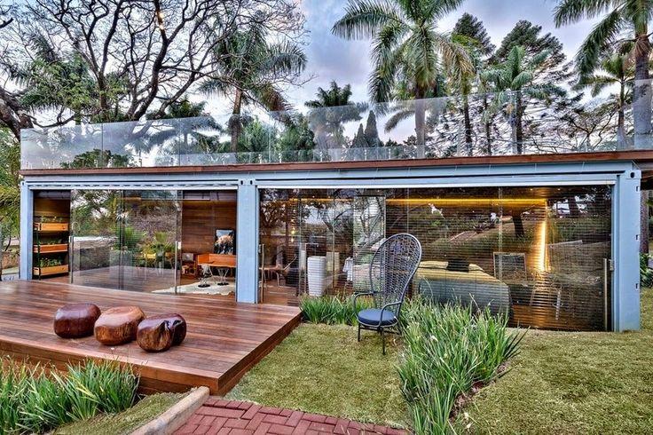 Casa Container: 3 Cases Charmosos entre 30 m² a 60 m²