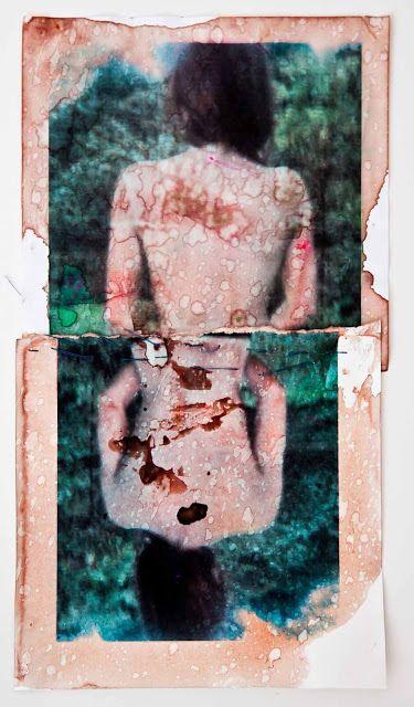 Evelyn Ruman Se me vejo, me veem, na Galeria eg2o, na cidade de Paraty – RJ http://arteseanp.blogspot.com