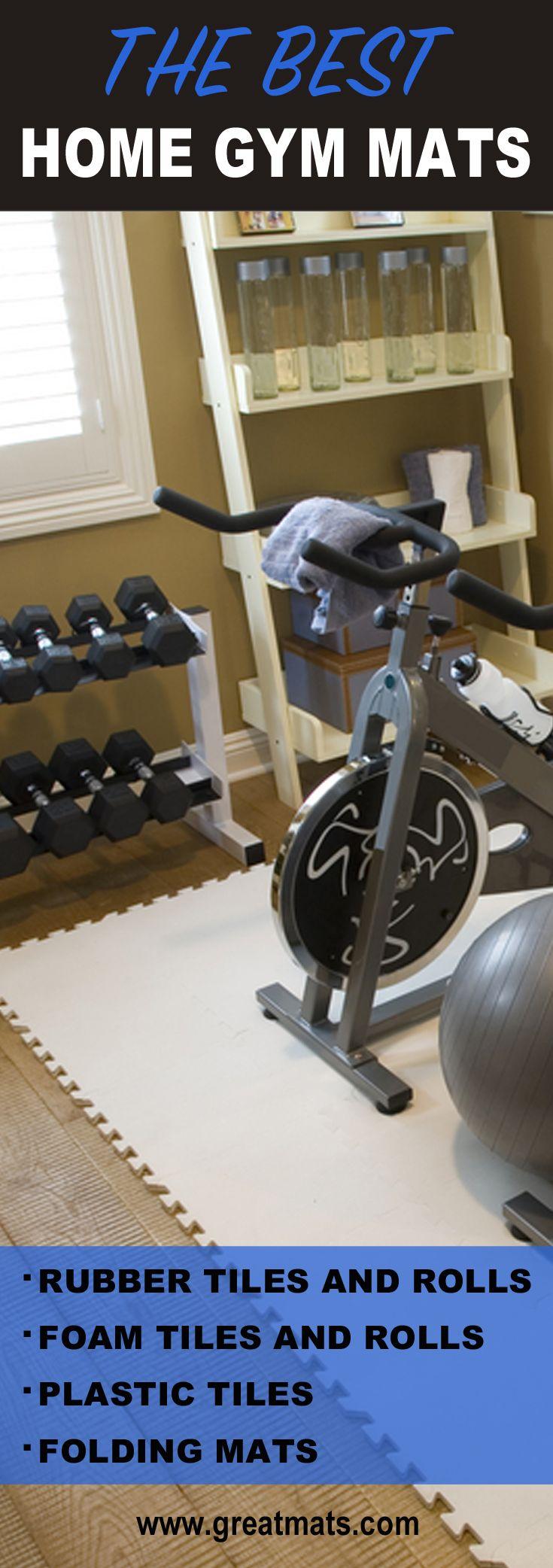 Rubber floor mats for garage gym - Find The Best Home Gym Mats At Greatmats Com
