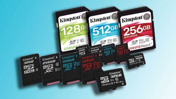 Micro Sd Karte 64gb Test.Kingston Canvas React 64gb Microsd Review Mighty Gadget Flash