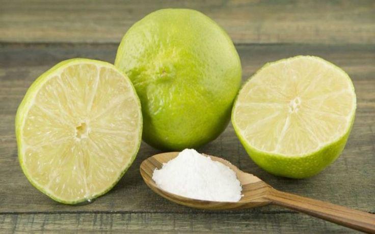 Conoce todo lo que puedes lograr si mezclas sabiamente el limón con el bicarbonato de la forma en la que nosotros te vamos a enseñar aquí