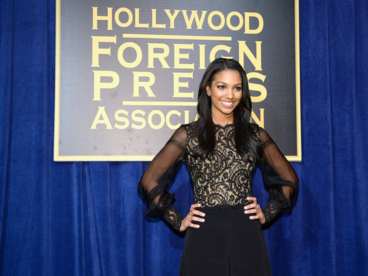 Jamie Foxx's Daughter Named Miss Golden Globe 2016 http://www.people.com/article/corinne-foxx-named-2016-miss-golden-globe