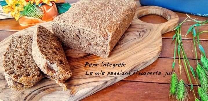 """Il pane integrale contiene, a parità di peso, meno calorie di quello preparato con la farina """"raffinata"""": se 100 g di pane integrale forniscono 224 kcal,"""