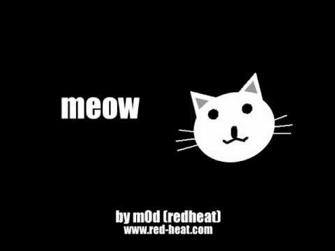 Meow Meow Meow! Kitty Song