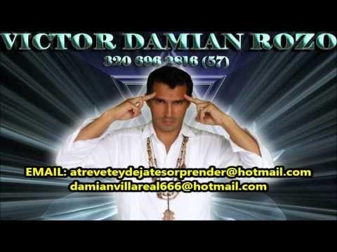 ENTREVISTA PARA LA FM de VICTOR DAMIAN ROZO desde el templo de lucifer