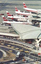 JFK Flight Wing One