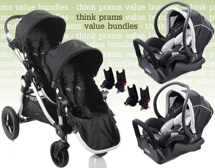 Baby Jogger City Select Maxi Cosi Capsules Bundle Buy