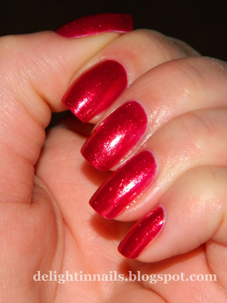 Delight in Nails: Happy Thanksgiving with OPI You Only Live Twice