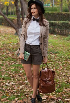 Outfits with Shorts #Longshorts