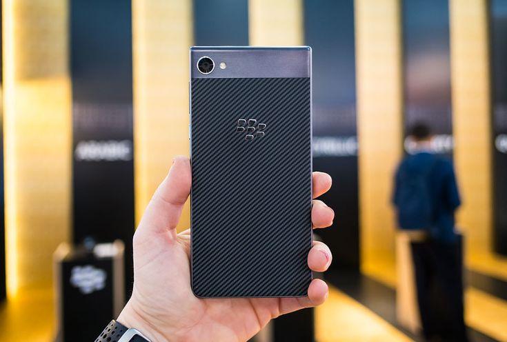 BlackBerry Motion toma de contacto: lo antiguo si seguro y fluido dos veces bueno pero no barato