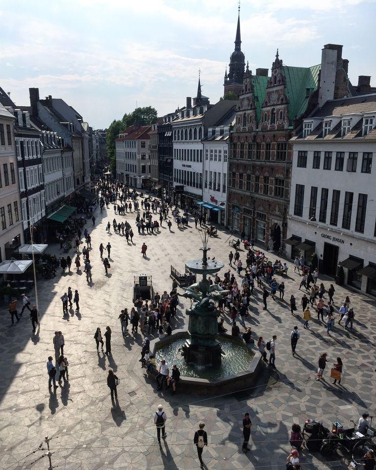 Copenhagen, Denmark - Photo by @frutanem on #instagram