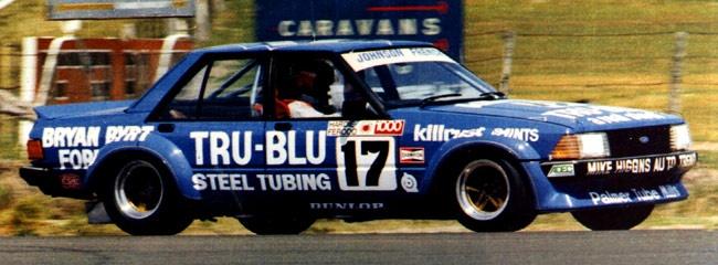 Dick Johnson Racing Falcon XD