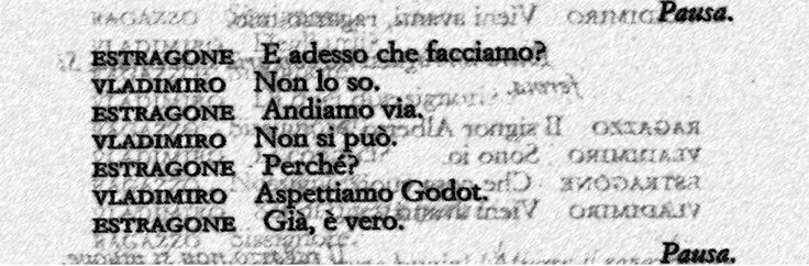 Samuel Beckett - Waiting for Godot