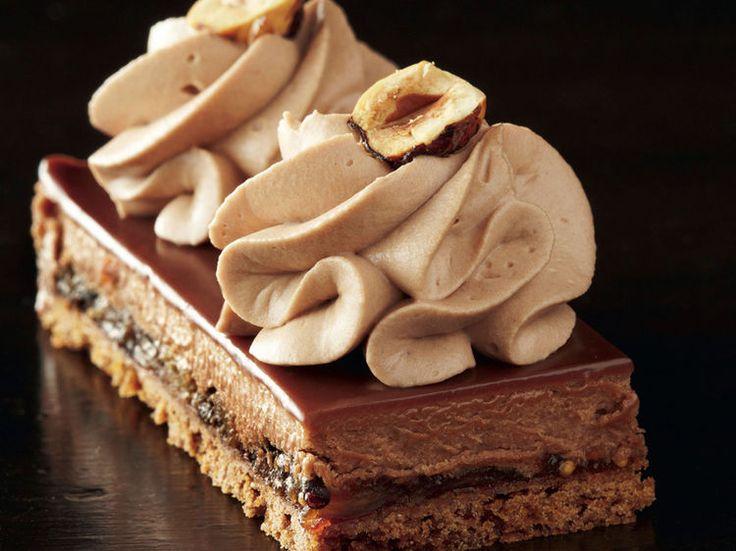 Avec les lectrices reporter de Femme Actuelle, découvrez les recettes de cuisine des internautes : Mousseux chocolat au lait, caramel et…