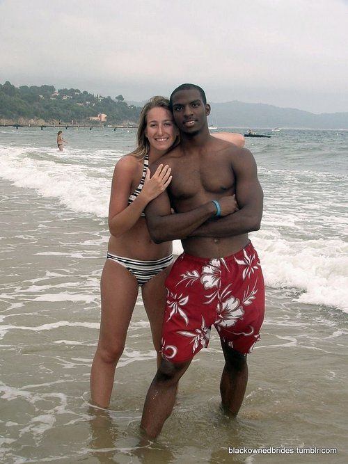 from Aden black guy gets boner flirting at the nude beach