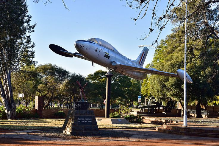 Moth Memorial, Kimberley, Northern Cape, South Africa   by South African Tourism