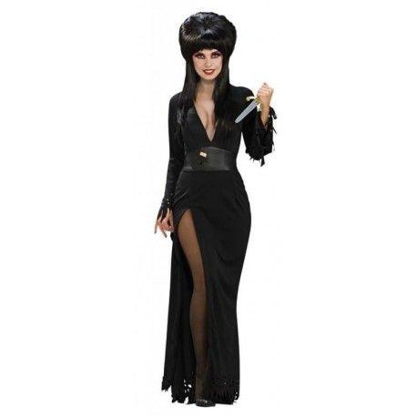 13,99 € IVA incluído http://www.misdisfraces.es/disfraces-y-accesorios-de-halloween-para-mujeres/disfraz-de-elvira-reina-de-las-tinieblas-689?search_query=mdht&results=78