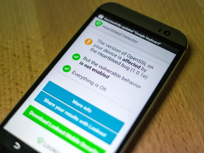 How to tell if your Android device is vulnerable to Heartbleed