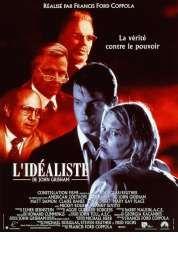 L'Idéaliste (The Rainmaker) est un film américain réalisé par Francis Ford Coppola sorti en 1997 d'après le roman éponyme de John Grisham, publié en 1995. (Wikipédia) (SRC Télé / Avril 2014)