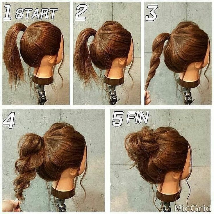"""HAIRFY Hair Tutorials on Instagram: """"Which one is your favorite?😍 •Follow…"""