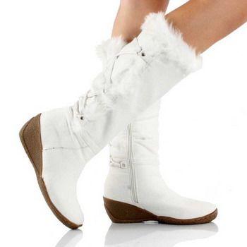 Best 25  White boots for women ideas on Pinterest | White women's ...