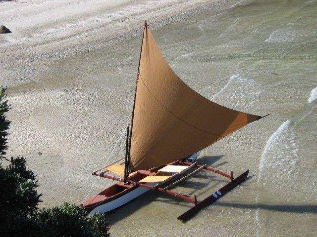 Proa plans | Proa | Pinterest | Sailing and Outrigger canoe