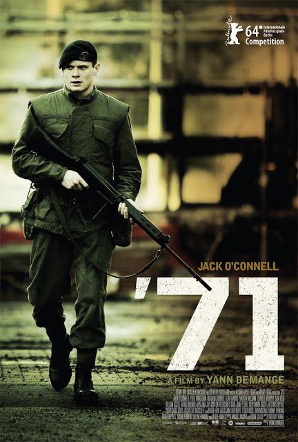 Sinopsis     Un joven soldado británico es abandonado accidentalmente por su unidad dur...