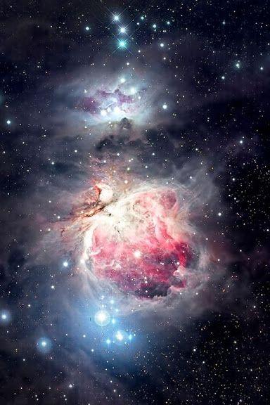 #OrionNebula, #M42