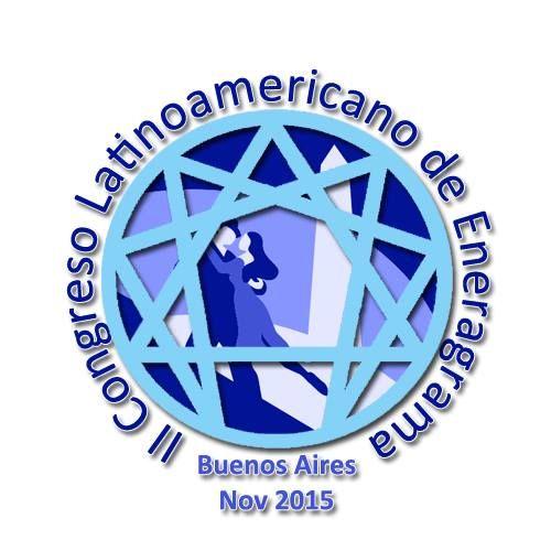 Logo II Congreso Latinoamericano de Eneagrama en Argentina