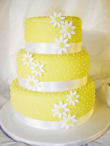 Yellow or daisy wedding theme - wedding planning discussion forums