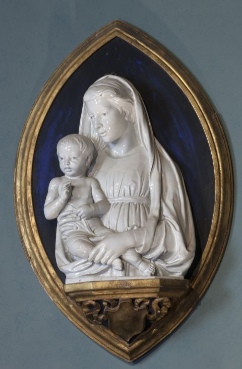 a biography of luca della robbia born in florence italy Luca della robbia, in full luca di simone di marco della robbia, (born 1399/1400, florence [italy]—died february 10, 1482, florence), sculptor, one of the pioneers of florentine renaissance.