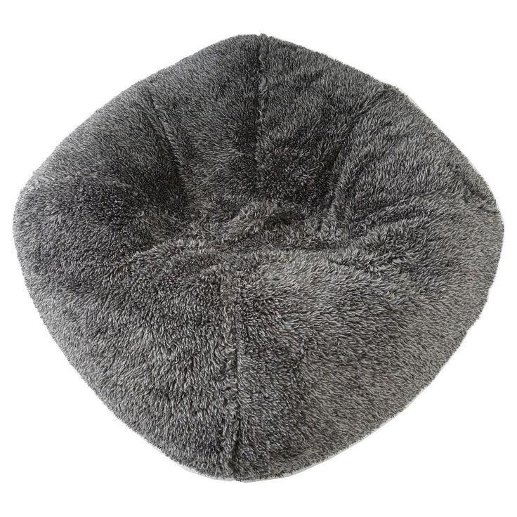 Fuzzy Bean Bag Chair