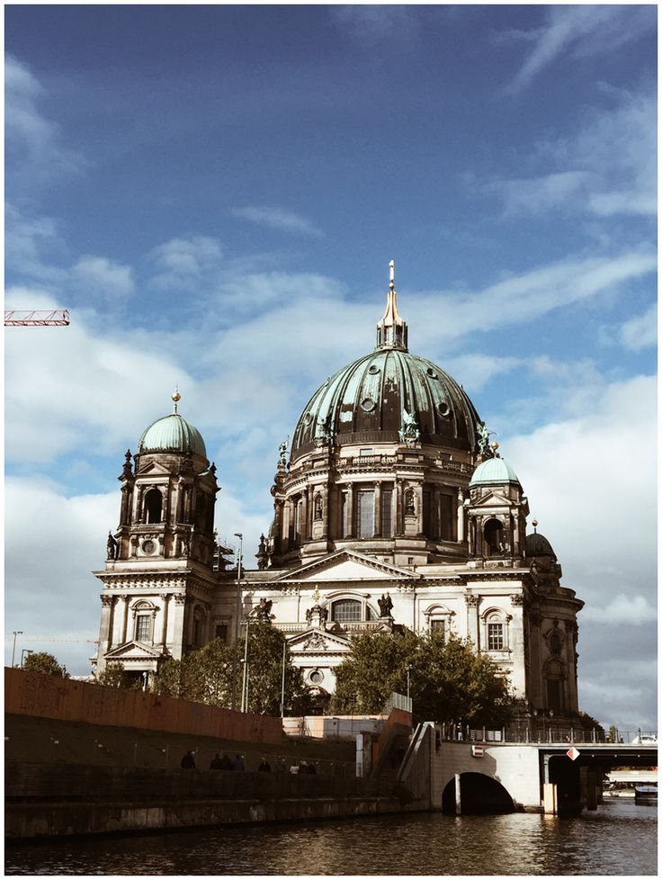 JUNE GOLD | Travel Diary Berlin - Berliner Dom