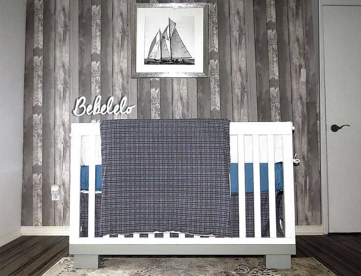 Image sur  105 Literie 7 Mcx Bleu #babybeddings #literiepourbébé #babyroomideas #babyroom #babydecor #fashion #2016babyroom