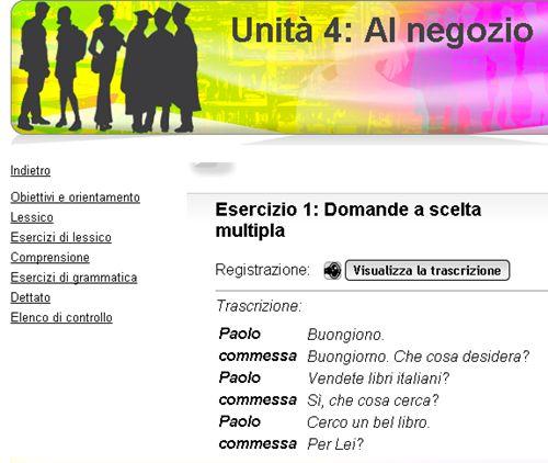 Talijanski jezik gramatika online dating