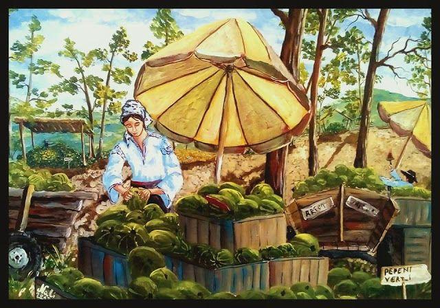 ArtValy: Târgul de pepeni