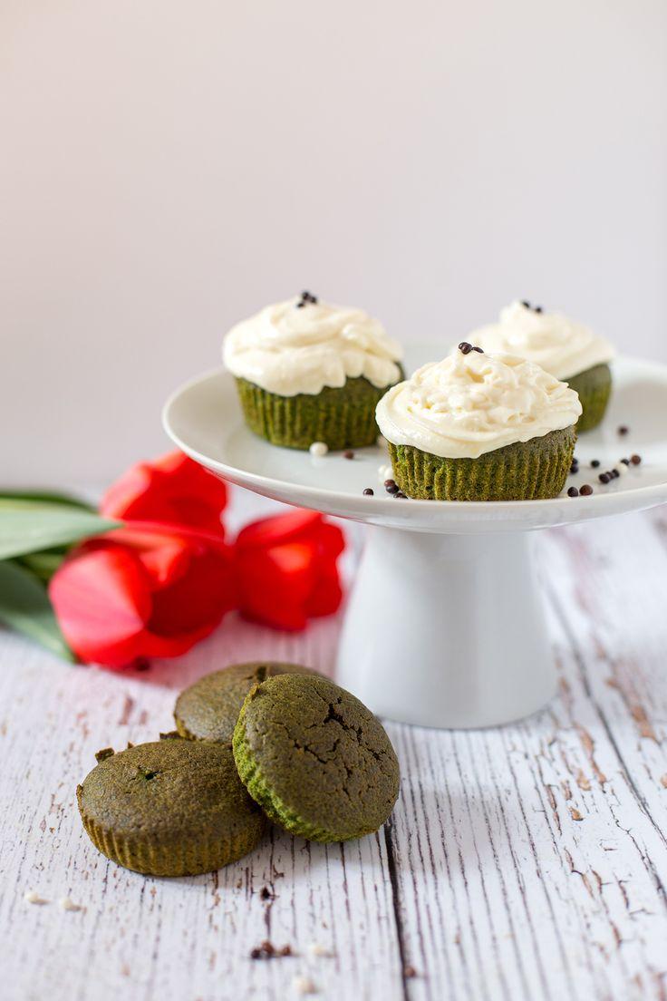 Csalántorta és muffin laktózmentesen