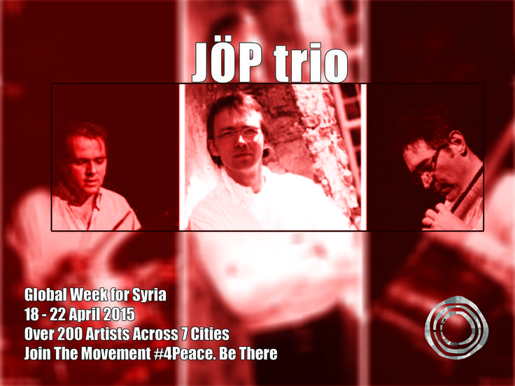 JÖP is a brand new group combining the artistry of Dutch drummer Joost Kesselaar, Swedish pianist Örjan Graafmans and American bassist Paul Berner.  Örjan Graafmans: piano Paul Berner: contrabass Joost Kesselaar: drums
