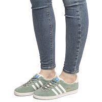 Adidas Schoenen Dames | Adidas Gazelle Og Dames Groen W87k4482
