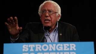 Image copyright                  Getty Images                  Image caption                                      Bernie Sanders perdió las primarias demócratas con Hillary Clinton                                Si ha habido algún perdedor absoluto y universal en este tormentoso año político de 2016,  han sido las encuestas de opinión.  Luego de su fracaso
