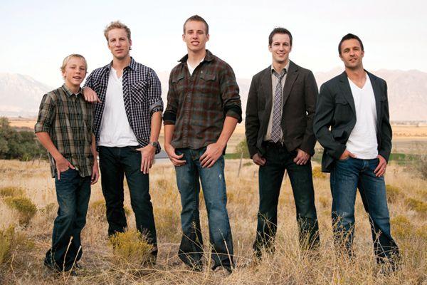 Matt Clayton Photography: The Ballard Family