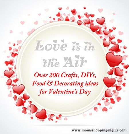 Valentine's Day Crafts, Food, Decorating Ideas , childrens handmade outfits and more