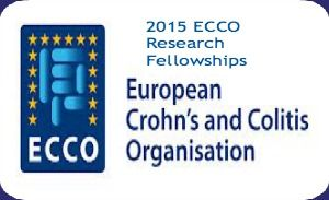 2015 ECCO Research Fellowships for International Applicants in Europe, and applications are submitted till October 1, 2014. The European Crohn's and Colitis Organization (ECCO) is offering two research fellowships for young and enthusiastic basic and/or clinical scientists to promote and encourage innovative research in Inflammatory Bowel Diseases. - See more at: http://www.scholarshipsbar.com/2015-ecco-research-fellowships.html#sthash.QQedC1nO.dpuf