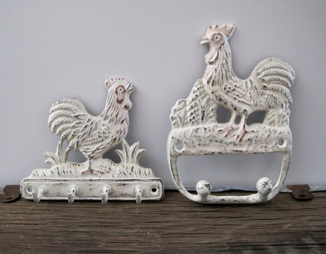 83 Best Decorative Chickens Roosters Images On Pinterest