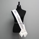 Miss Appropriated - Sassy Pageant Sash  via - Neato Shop
